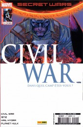 Secret Wars : Civil War