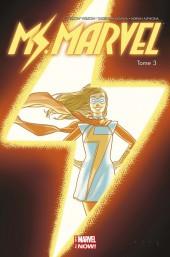 Ms. Marvel -3- Coup de foudre