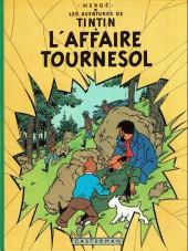 Tintin (Historique) -18C3ter- L'affaire tournesol