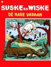 Suske en Wiske -153- De nare varaan