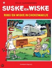 Suske en Wiske -154- Rikki en Wiske in Chocowakije