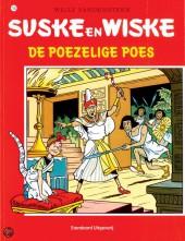 Suske en Wiske -155- De poezelige poes