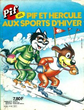 Pif Poche Spécial - Pif et Hercule aux sports d'hiver