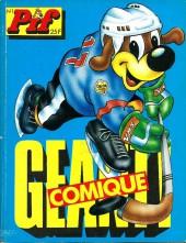 Pif Géant Comique -1- Sports divers