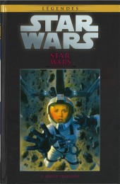 Star Wars - Légendes - La Collection (Hachette) -1255- Star Wars - II. Haute trahison