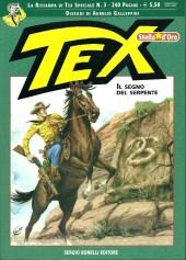Tex (Stella d'oro) -3- Il segno del serpente