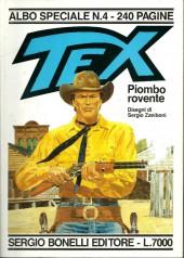 Tex (Albo speciale) -4- Piombo rovente