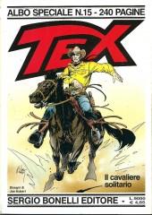 Tex (Albo speciale) -15- Il cavaliere solitario
