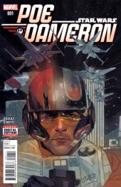 Poe Dameron (2016) -1- Book I, Part I : Black Squadron