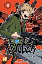 World Trigger -11- Tome 11
