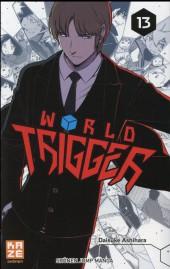 World Trigger -13- Tome 13