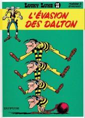 Lucky Luke -15c1999- L'évasion des Dalton
