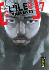 L'Île des téméraires -7- Tome 7