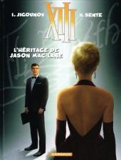 XIII -24- L'Héritage de Jason Mac Lane