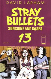 Stray Bullets: Sunshine & Roses (2015) -13- Well-oiled machine