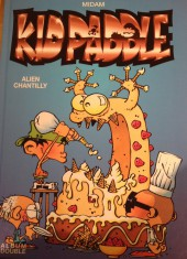 Kid Paddle -INTFL3- Alien chantilly/Rodéo blork