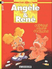Angèle & René -1a1999- Copains comme cochons