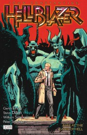 Hellblazer (1988) -INT08- Rake at the Gates of Hell