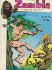 Zembla -Rec122- Album N°122 (du n°462 au n°464)
