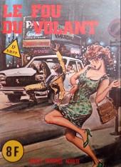 Histoires noires (Elvifrance) -55- Le fou du volant