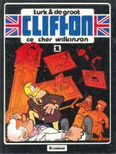 Clifton -1a1990- Ce cher Wilkinson