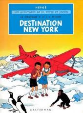 Jo, Zette et Jocko (Les Aventures de) -2B43bis- Destination New York
