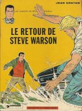 Michel Vaillant -9d1978- Le retour de Steve Warson