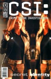 CSI: Crime Scene Investigation: Secret identity (2005) -2- Chapter Two