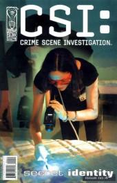 CSI: Crime Scene Investigation: Secret identity (2005) -4- Chapter Four