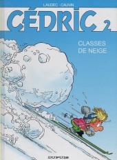 Cédric -2c05- Classes de neige