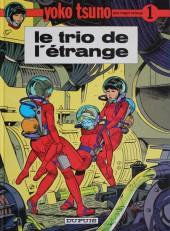 Yoko Tsuno -1b86- Le trio de l'étrange