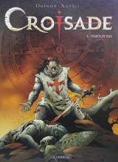 Croisade -1b09- Simoun Dja