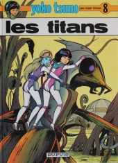 Yoko Tsuno -8a86- Les titans