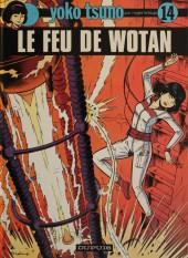 Yoko Tsuno -14a85- Le feu de Wotan