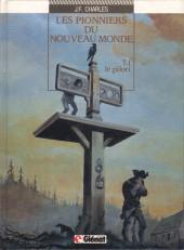 Les pionniers du Nouveau Monde -1c89- Le pilori