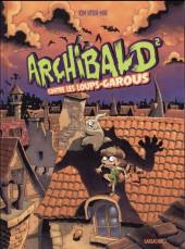Archibald (Kim) -2- Contre les loups-garous