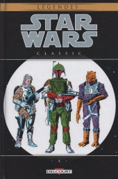 Star Wars - Classic -4- Tome 4
