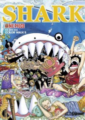 One Piece -ART5- SHARK - Color Walk 5