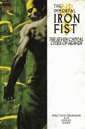 The immortal Iron Fist (2007) -INT02- The Seven Capital Cities of Heaven