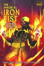 The immortal Iron Fist (2007) -INT04- The Mortal Iron Fist