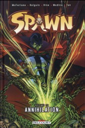 Spawn (Delcourt) -14- Annihilation