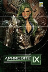 Couverture de Aphrodite IX (2013) -INT- Aphrodite IX: The complete series