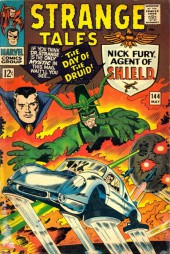Strange Tales (Marvel - 1951) -144- The Day of the Druid!
