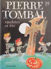 Pierre Tombal -19a2008- Squelettes en fête