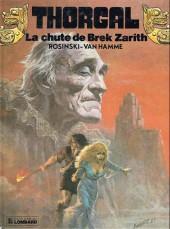 Thorgal -6a1985- La chute de Brek Zarith