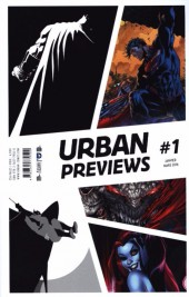 Urban Previews -1- Urban Previews #1