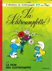 Les schtroumpfs -3c10- La Schtroumpfette