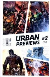 Urban Previews -2- Urban Previews #2