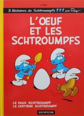 Les schtroumpfs -4b80- L'œuf et les schtroumpfs