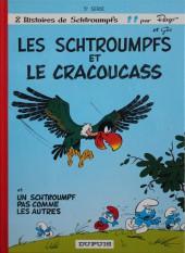 Les schtroumpfs -5b80- Les schtroumpfs et le cracoucass